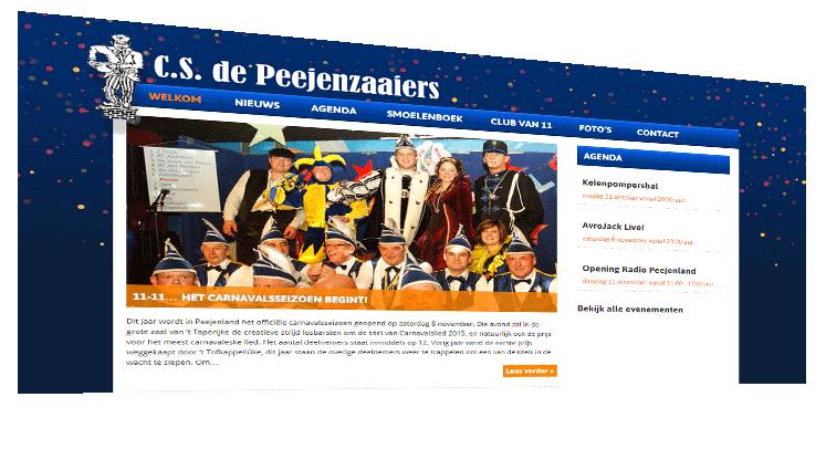 Een Splinternieuwe Website!