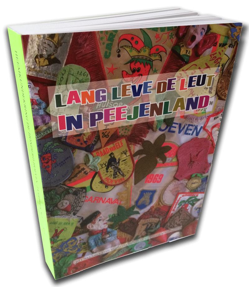 Nieuw Jaarboek Heemkundekring: 384 Pagina's Peejenlandse Historie!