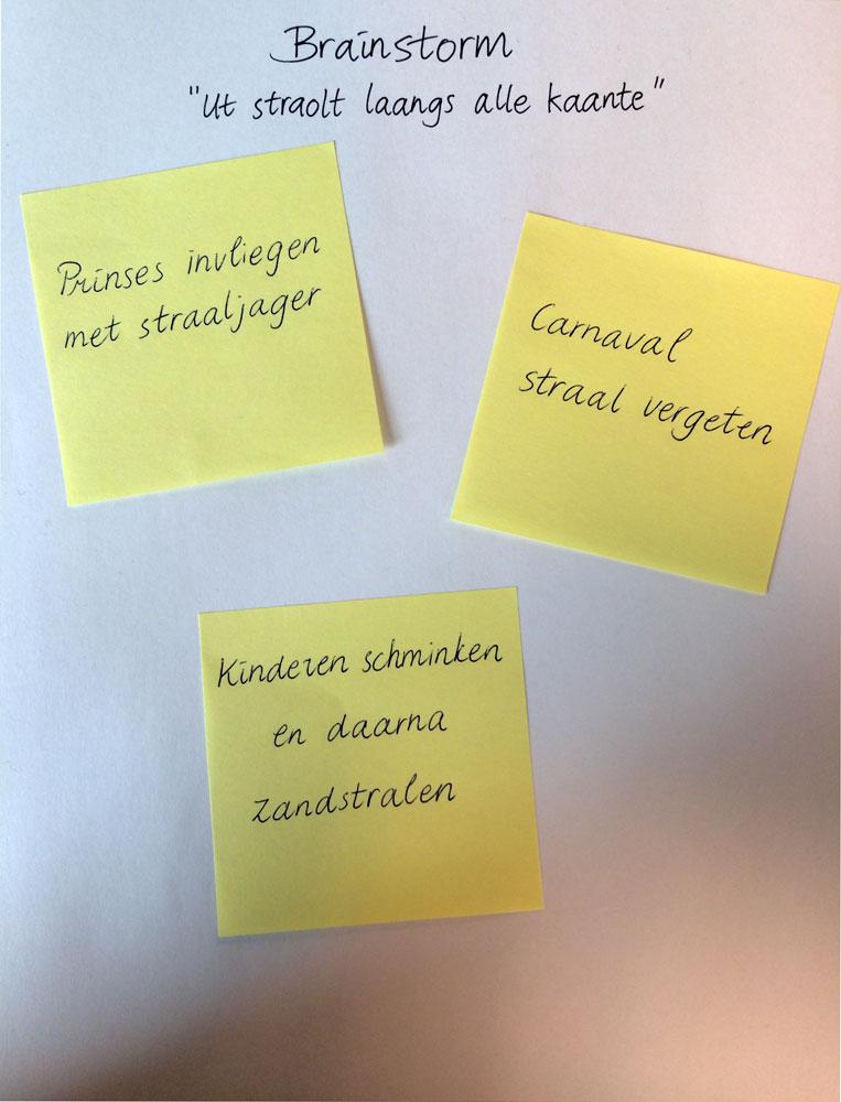 Brainstorm… Succes!