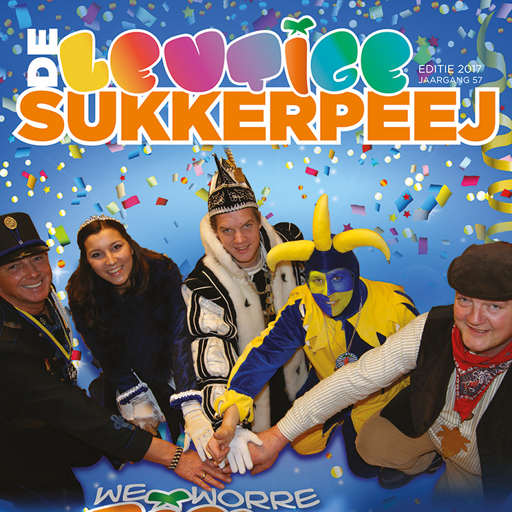 Leutige Sukkerpeej 2017 Is Er!