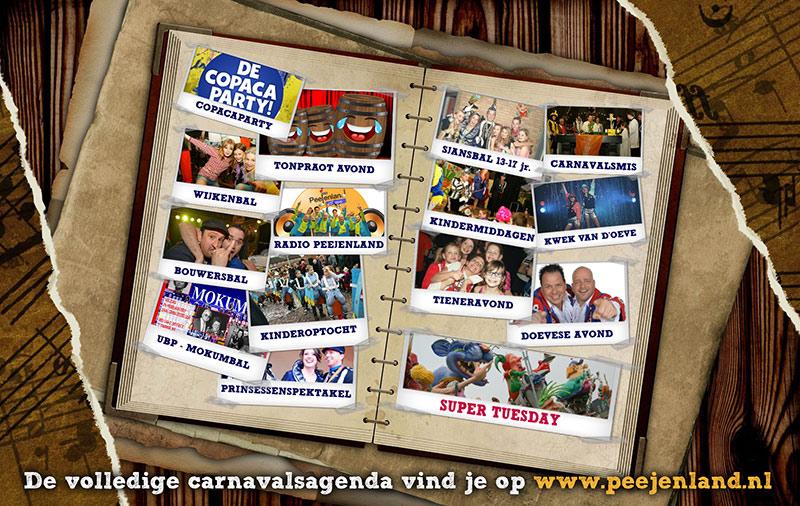 Peejenland.nl – Het Begin Van Jouw Carnaval!