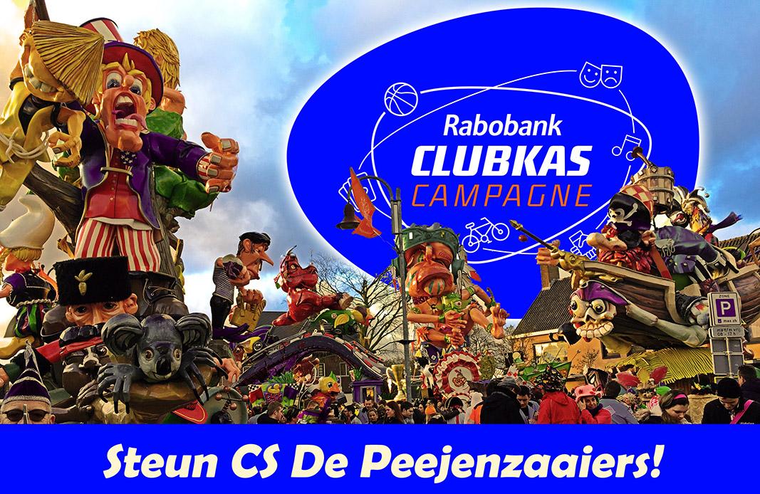 Rabo Clubkascampagne: Stem Op CS De Peejenzaaiers!