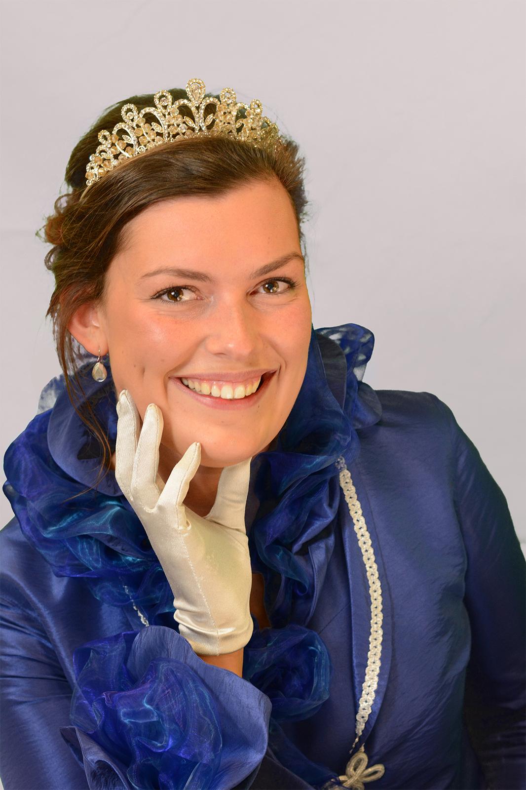 Peejenprinses 2018: Maaike De Rooy!
