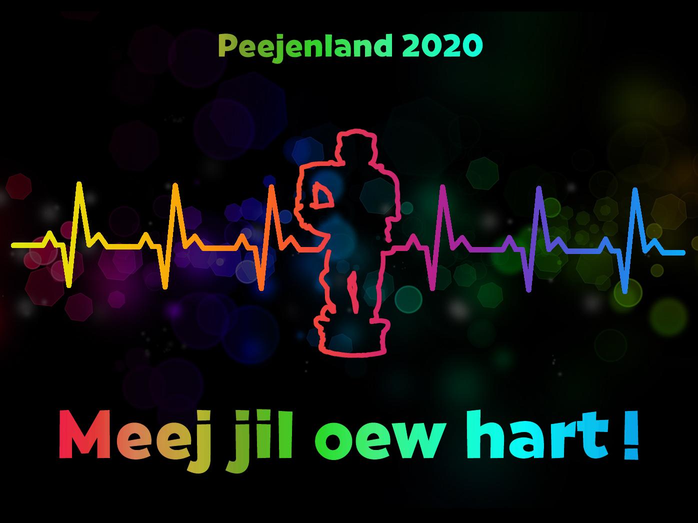 Motto Peejenland 2020