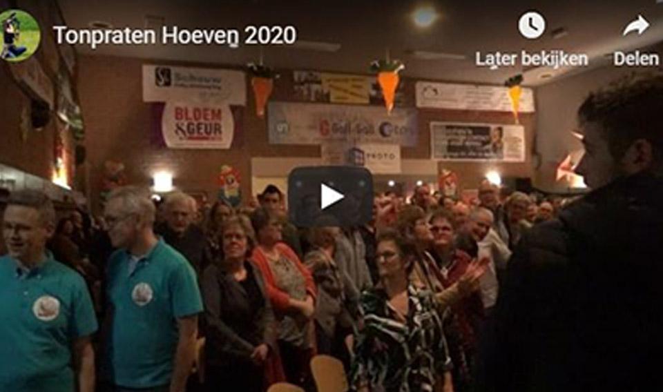 Tonpraten 2020: Kijk Hier De Video!