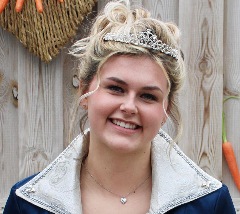Peejenprinses 2020: Lotte Wilschut!
